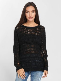 Noisy May Longsleeve nmTam O-Neck schwarz