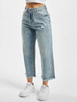 Noisy May Loose Fit Jeans nmPaige niebieski