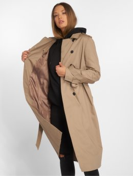 Noisy May Manteau nmJenny beige