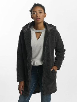 Noisy May Manteau nmHolmes gris