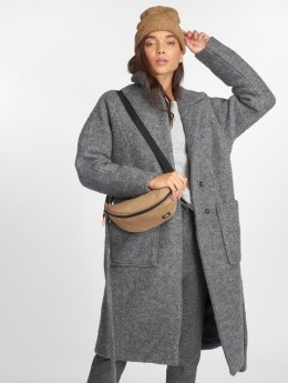 Noisy May Manteau nmZoe gris