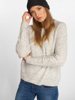 Noisy May Pullover nmElvitta grau