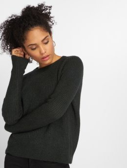 Noisy May Pullover nmElvitta Knit gray