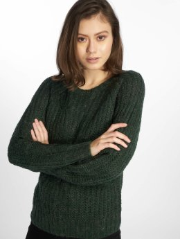 Noisy May Pullover nmSuzu Cable green