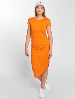 Noisy May | nmAbia orange Femme Robe