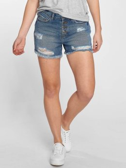 Noisy May shorts Mille blauw