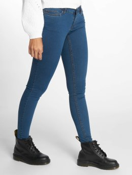 Noisy May Skinny Jeans nmExtra Eve blau