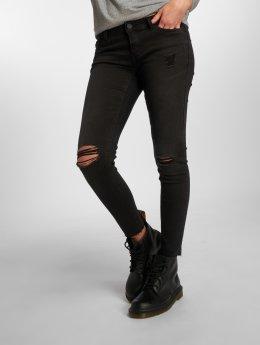 Noisy May Skinny Jeans nmEve czarny