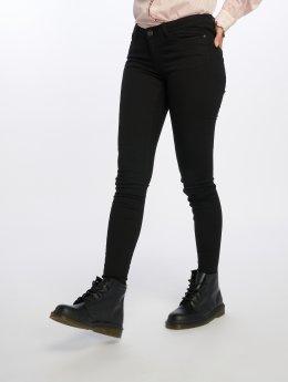 Noisy May Skinny Jeans nmExtra Eve schwarz