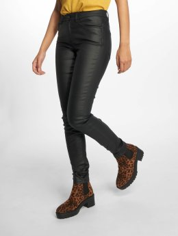 Noisy May Slim Fit Jeans nmLucy Deluxe èierna