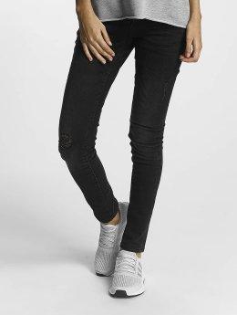 Noisy May Slim Fit Jeans nmEve svart