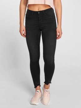 Noisy May Slim Fit Jeans nmLucy zwart