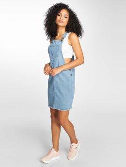 Noisy May Sukienki nmViola Dip Dye niebieski