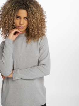 Noisy May Sweat & Pull nmCity High Neck gris