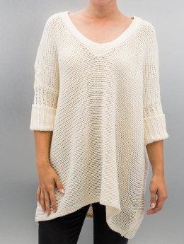 Noisy May Swetry nmVera Knit bezowy