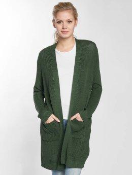 Noisy May Swetry rozpinane nmSkylar zielony