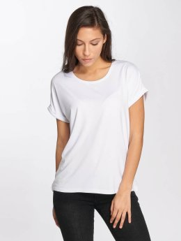 Noisy May T-Shirt nmOyster blanc