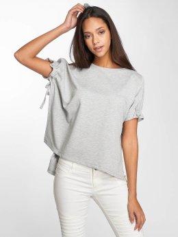 Noisy May T-Shirt Sara grey