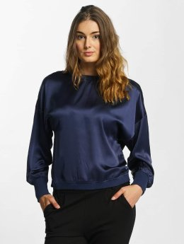 Noisy May T-Shirt manches longues nmFlus 3/4 Top SSX5 bleu