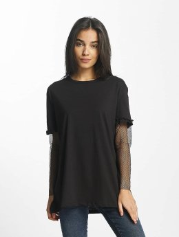 Noisy May T-Shirt manches longues nmBianca noir