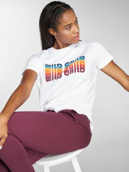 Noisy May t-shirt nmCommand Rainbow wit