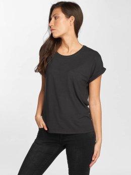 Noisy May t-shirt nmOyster zwart