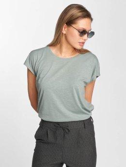 Noisy May T-Shirty Mathilde zielony