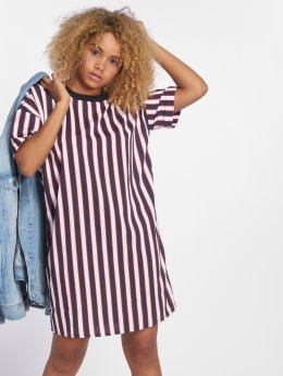 Noisy May Tall Tees nmMagic Rib Long sininen