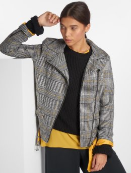 Noisy May Transitional Jackets nmArika svart