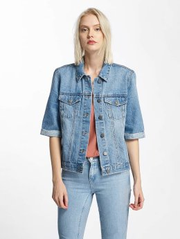 Noisy May Veste Jean nmMino Denim bleu