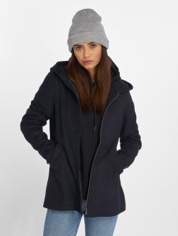 Noisy May winterjas nmDido blauw