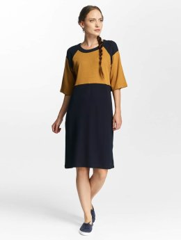 Nümph jurk Jessamina blauw