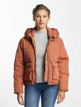 Nümph | Kundong brun Femme Manteau hiver