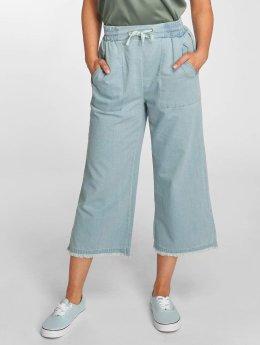 Nümph Pantalon chino Chasity CR bleu