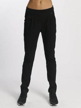 Nümph Pantalon chino Aliena noir
