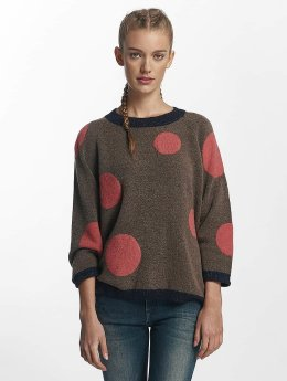 Nümph Pullover Redbluff braun