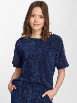 Nümph T-Shirt Deoiridh blau