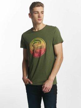 O'NEILL T-shirt Circle Surfer verde