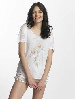 O'NEILL T-Shirty Tropadelic Logo bialy