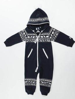 Onepiece jumpsuit Snowball blauw