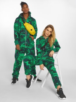 Onepiece Jumpsuit Logo camouflage
