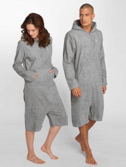 Onepiece Jumpsuit Towel grau