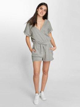 Onepiece jumpsuit Drowsy Short grijs