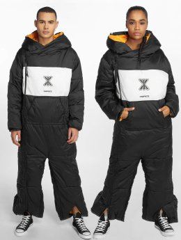 Onepiece Jumpsuit Sleeping Bag nero