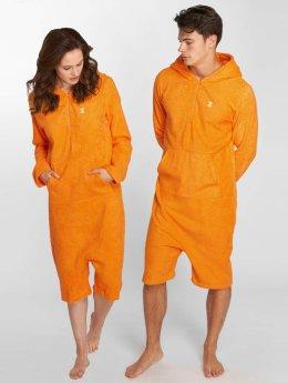 Onepiece jumpsuit Towel oranje