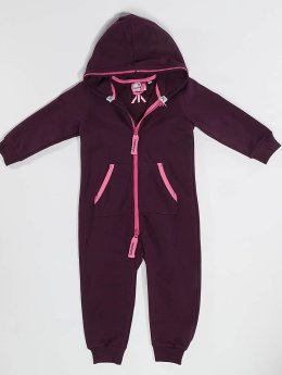 Onepiece jumpsuit Solid rood