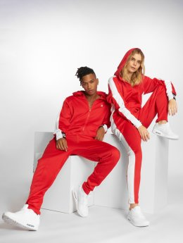 Onepiece jumpsuit Rider rood
