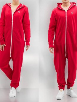 Onepiece Jumpsuit Original Onesie New Fit rot