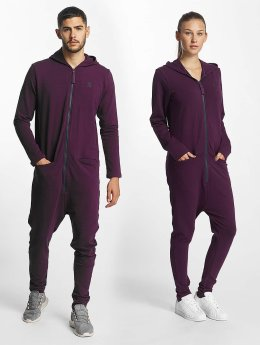Onepiece Jumpsuit Uno rot