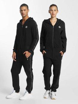 Onepiece Jumpsuit Sprinter schwarz
